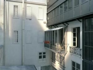 Extension rue du mail 04 [ Paris ]
